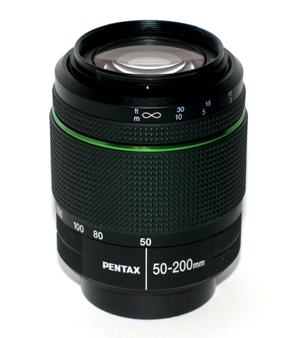 Pentax 50-200mm Weather Sealed Zoom Review
