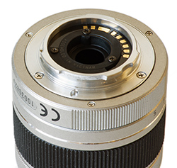 Lens mount