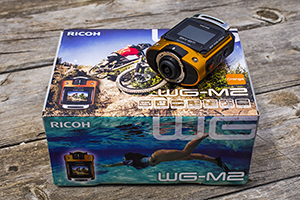 Ricoh WG-M2 Review