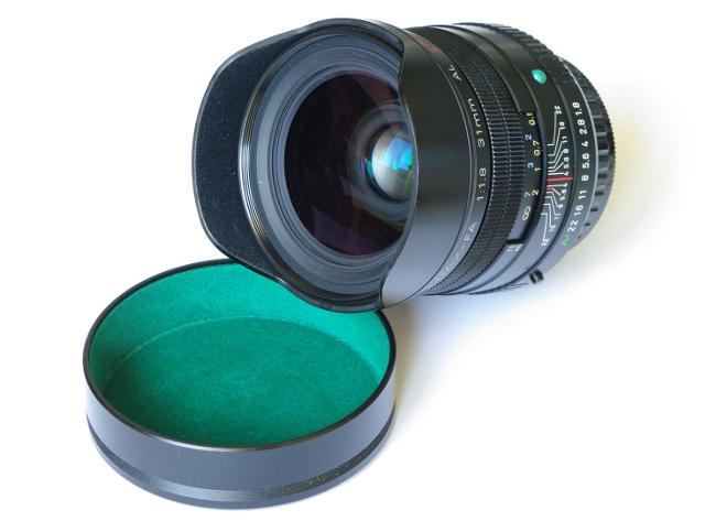 Pentax 31mm